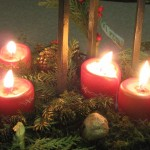 Bougies de l'Avent 2011