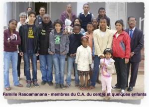 Visite du centre Akana Tangaina