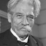 Albert Schweitzer 1955