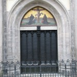 Wittenberg_Thesentuer_Schlosskirche